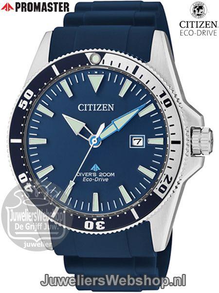 Citizen BN0100-34L Duikhorloge Eco Drive Promaster Sea 200M