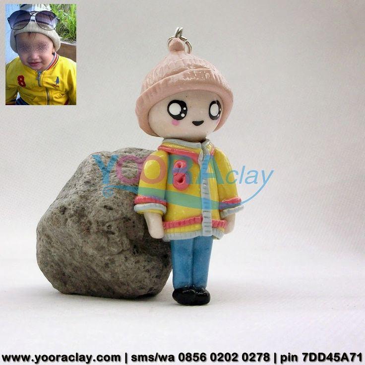 Clay Figure : Jeremy