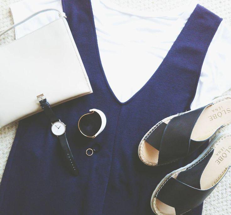 オールインワン‼ #code #coordinate #todaysoutfit #outfit #ootd #style #styleoftheday #fashion #instafashion #likeforlike #instalike #instagood #slobeiena #raybeams #yahki #ropepicnic #コーデ #コーディネート #サロペット #ファッション #オールインワン #夏コーデ #今日の服 #置き画 #置き画くら部