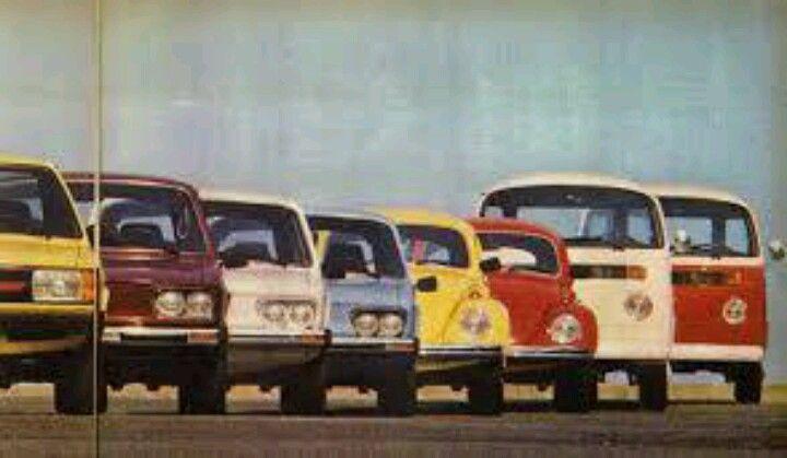Queue 1980 VW's!