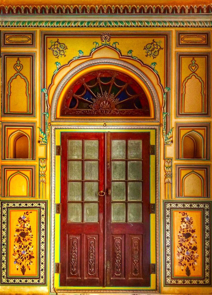 Nahargarh Fort - Jaipur, Rajasthan, India