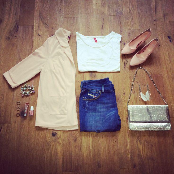Pastel Palette #boomerblogzine #ootd #outfitoftheday #inspiration #lookbook #diesel #zara #h&m #oink #essie #benefit #handm #primark #newlook #forever21 #accessorize