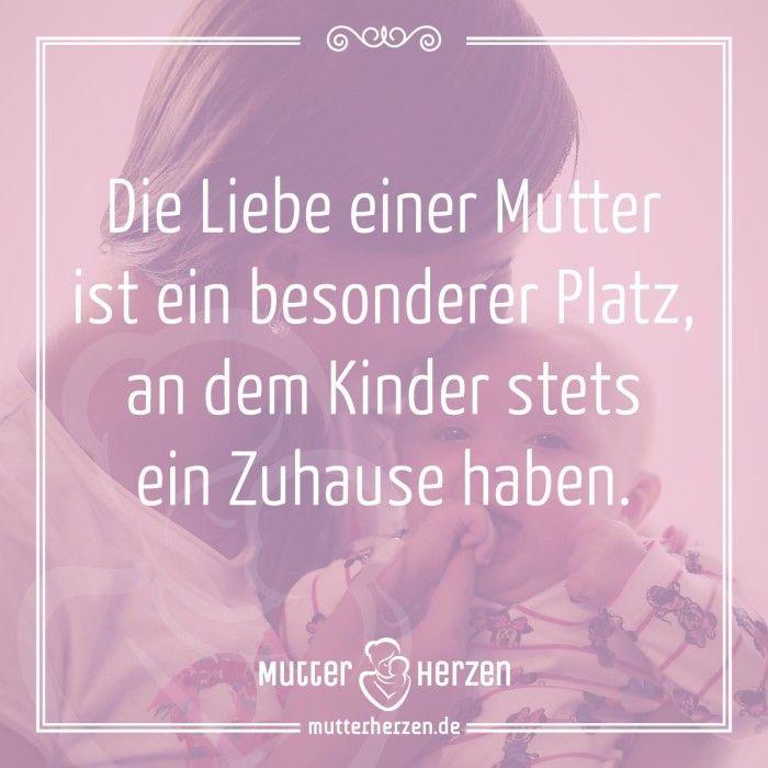Mehr Schöne Sprüche Auf: Www.mutterherzen.de