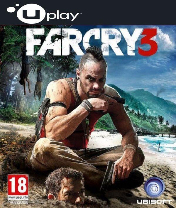 Far Cry 3 UPLAY KEY DIGITAL