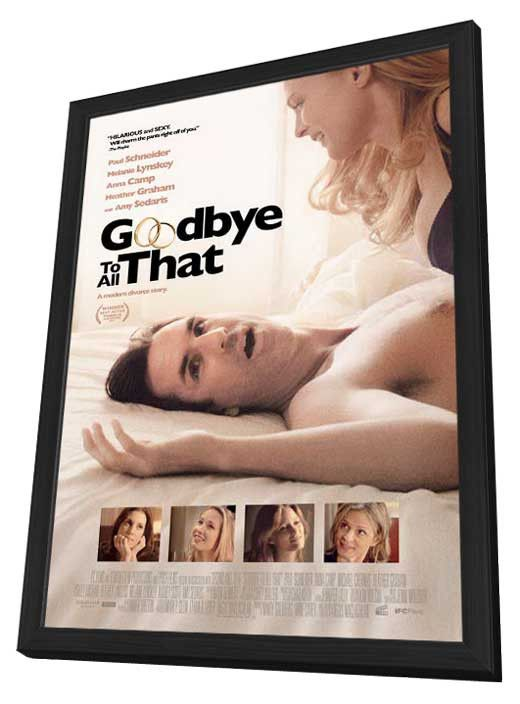 Goodbye to All That 11x17 Framed Movie Poster (2014)