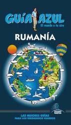 Guía turística de Rumanía. Inclúe mapas e planos.