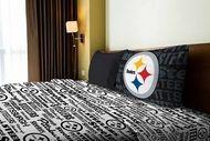 Pittsburgh Steelers Merchandise, Bedding & Blankets