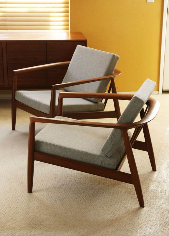 dux danish modern chair