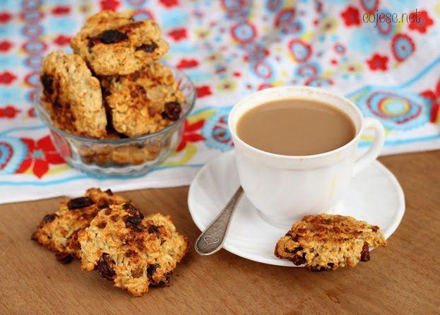 Dietetyczne ciasteczka a lepsze od tych z cukrem i szkodliwym tłuszczem!   Zdrowe Przepisy Pauliny Styś