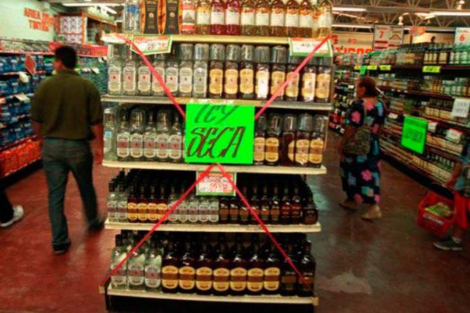 ¡Ley Seca! Sepá hasta cuándo estará suspendida la venta de licor