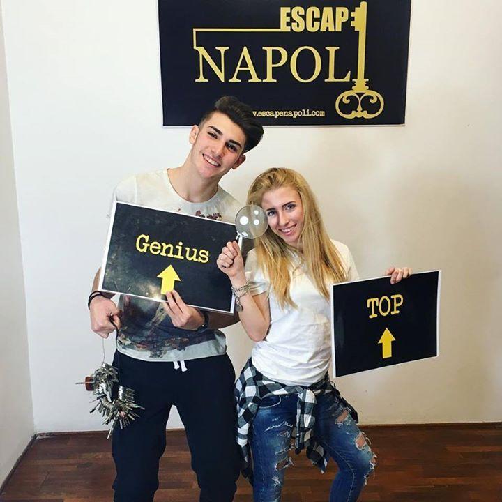 #escape #room #napoli #escapenapoli #escaperoom   #bellini  #fun  #viabellini60 @escapenapoli @http://ift.tt/1ShSxrz @http://www.escapenapoli.com Prenota Subito 3282925742