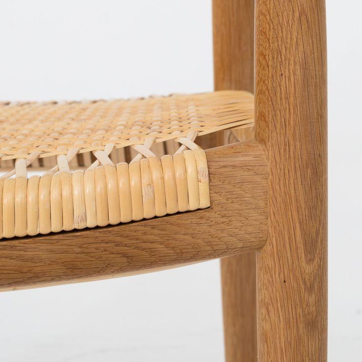 JH 501 - The Chair in oak