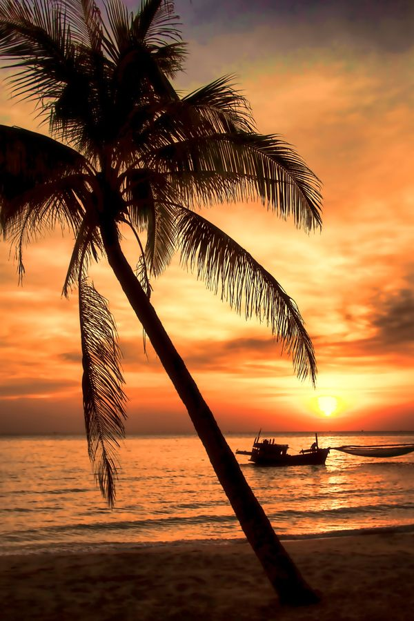 Phu Quoc Sunset, #Vietnam