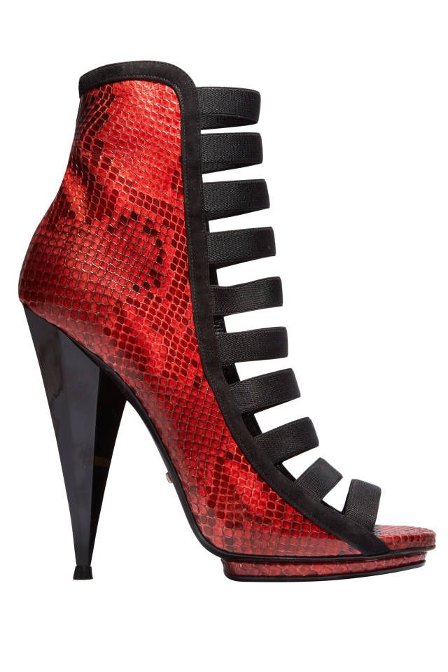 This season's must-have red accessories