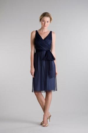 """Jenny Yoo """"Eva Bobbinet"""" dress"""