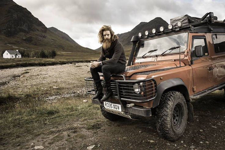 @conway_sean looking moody sitting on his Landrover defender during a lifestyle shoot in #glencoe #scotland #photography #photoshoot #lifestyle #tweed #adventure #lighting #beard #Landrover #landroverdefender  #ginger #model #bluesteel #lightroom #strobist #d800 #nikon by jon_chater_photography @conway_sean looking moody sitting on his Landrover defender during a lifestyle shoot in #glencoe #scotland #photography #photoshoot #lifestyle #tweed #adventure #lighting #beard #Landrover…