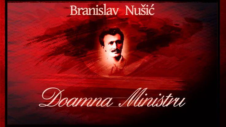 Doamna Ministru - Branislav Nusic
