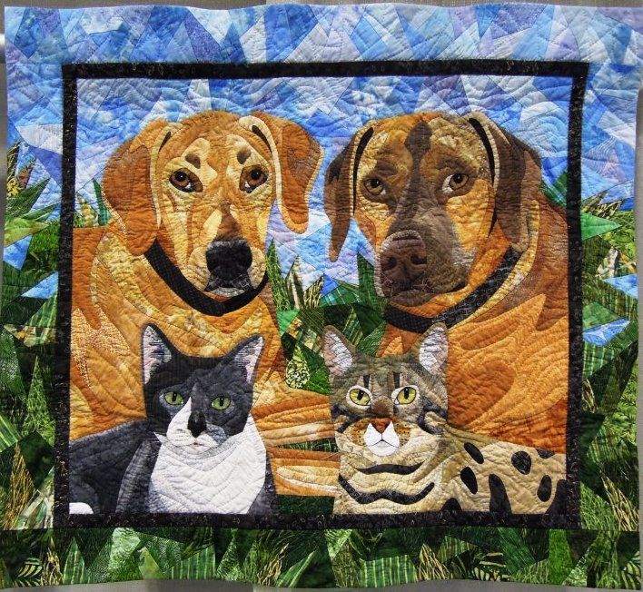 15 Best German Shepherd Dog Quilt Images On Pinterest