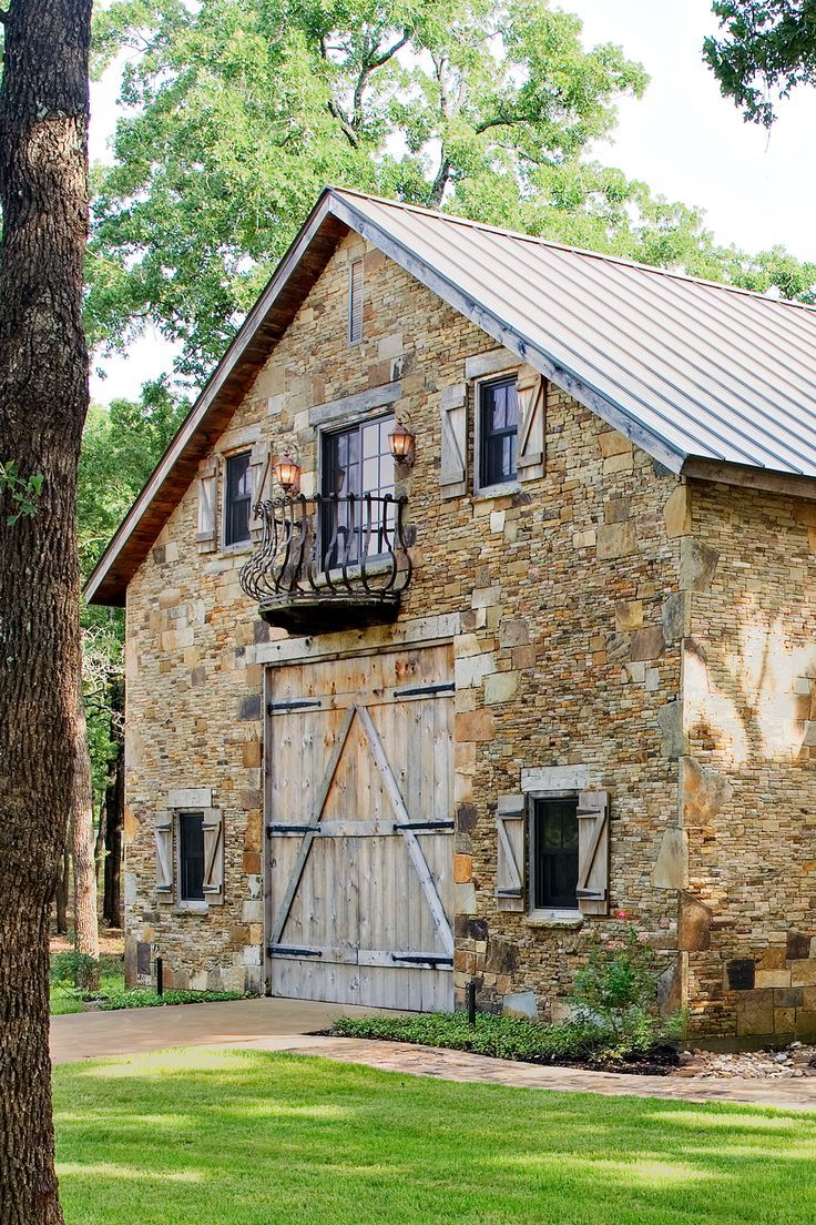 Old stone barn made into a house. Kipp Barn | Heritage Restorations