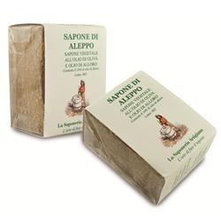 Sapone vegetale all'olio di Aleppo (16%): idratante, antisettico e reumatico, è tra i saponi più naturali disponibili sul mercato http://www.acceleratorecommerciale.com/e-shop/?_st=ep/ProductDetail/2100