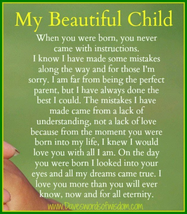 I Love You Quotes To My Daughter : ... quotes on Pinterest My mom, Grandmothers and My children