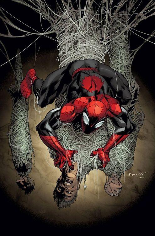 Mark Bagley - Superior Spider-Man