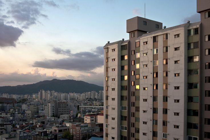 Daejeon Sunset