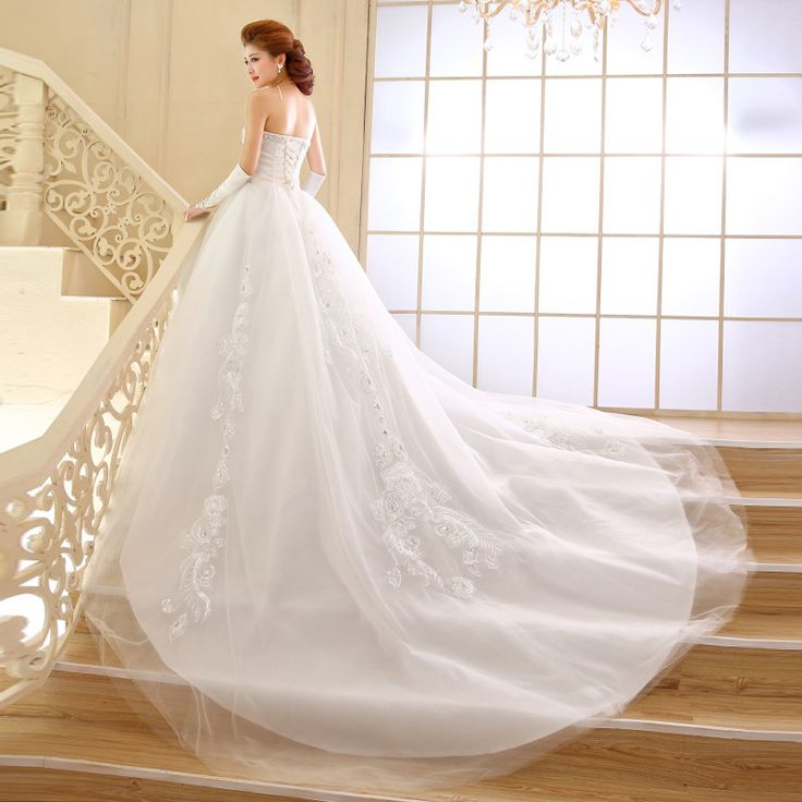 Find More Wedding Dresses Information about 2015 new hot sale luxury  sexy backless  mermaid  lace waist  Bra plus size white  beading  wedding dress strapless,High Quality bra 40dd,China bra Suppliers, Cheap bra lot from Playful beauty department store on Aliexpress.com
