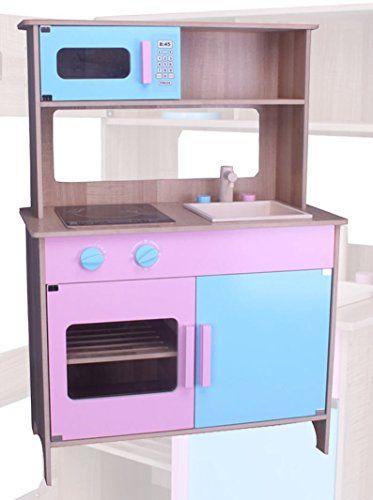 Habeig Kinderkuche 783 Spielkuche Kuche Holzkuche Kinder