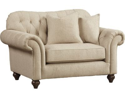Is This A Love Seat Or A Chair Looks Like It Would Be Cozy Living Rooms Classique Chair