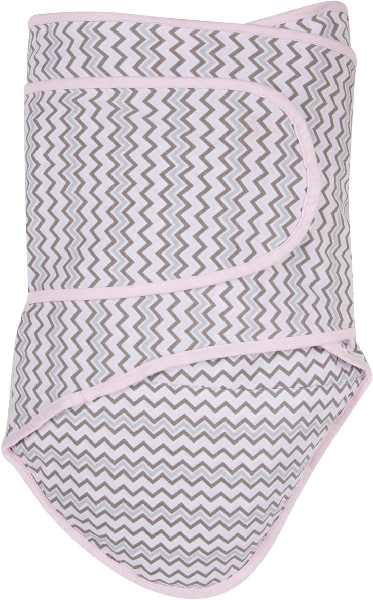 Chevrons with Pink Trim  http://miracleware.com/shop/miracle-blanket-15/