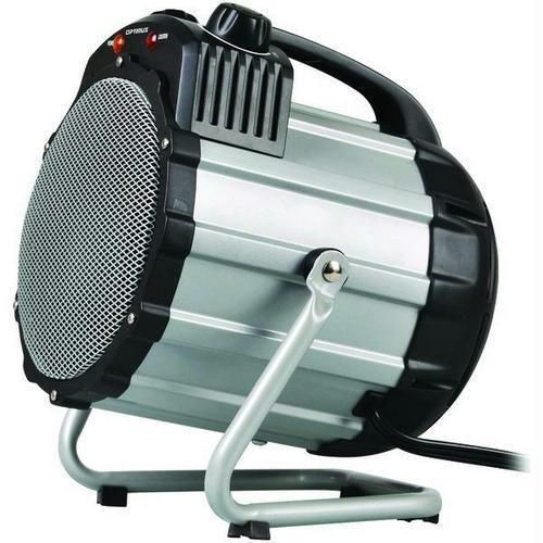 OPTIMUS H-7100 Portable Utility/Shop Heater with Thermostat R810-OPSH7100