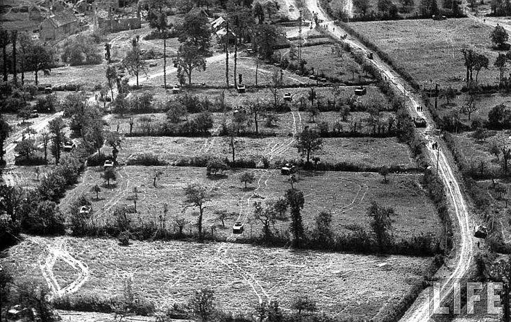d-day landscape