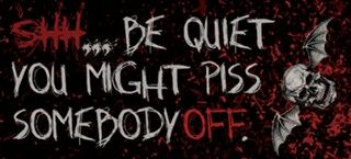 Shhhh...quiet