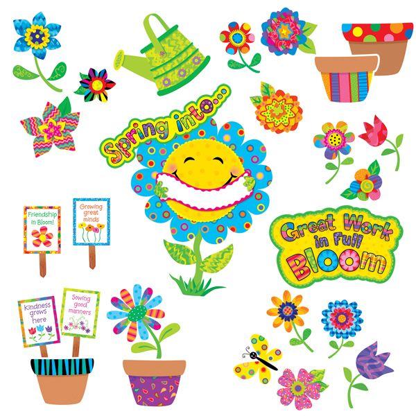 Creative Teaching Press Classroom Decorations ~ Best ideas about garden bulletin boards on pinterest