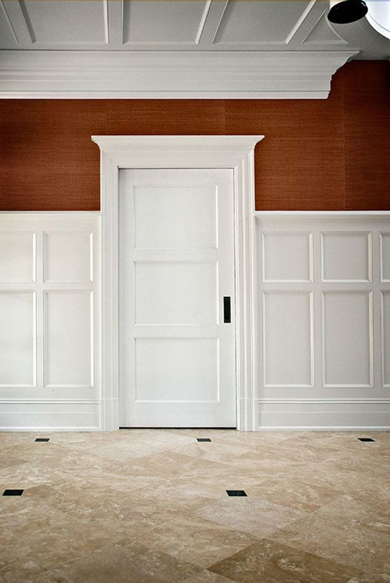 40 Of Best Wainscoting Design Ideas For Your Next Project White