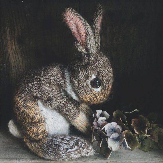 KNITTING PATTERN – Wild Rabbit – Irgendwannmal ;-)
