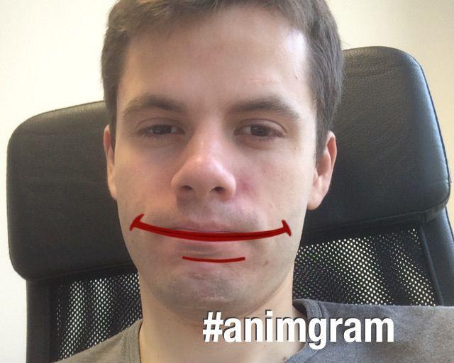 Pinning Animgram from Animgram