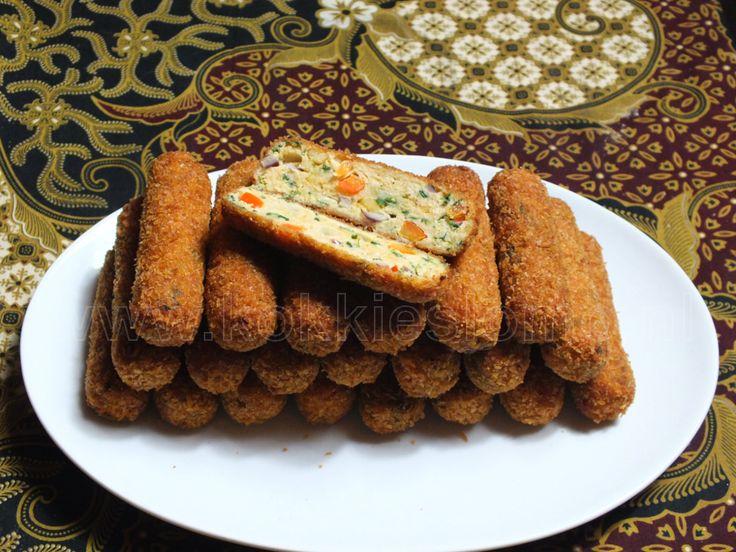 Kipvingers Slomo style - Kokkie Slomo - Indische recepten
