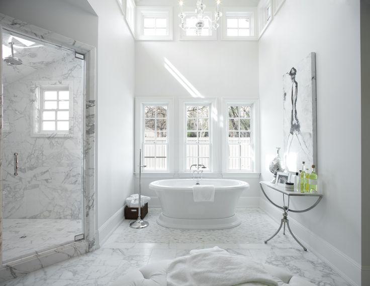 White Master Bathrooms white master bathroom pictures. 10 most popular bathrooms on