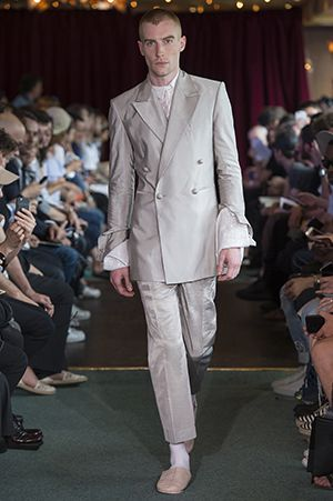 Y/PROJECT HOMME SS17 LOOK 32