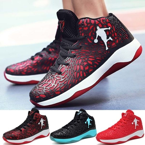 Men Basketball Shoes For Outdoor High Top Brand Ankle Boost Man Sport Running Shoes Basketball Shoes Running Shoes Good Brands
