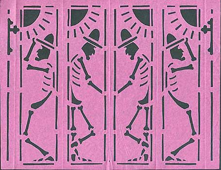 Mexican Papel Picado (paper-cutting) - Mexico - Care2.