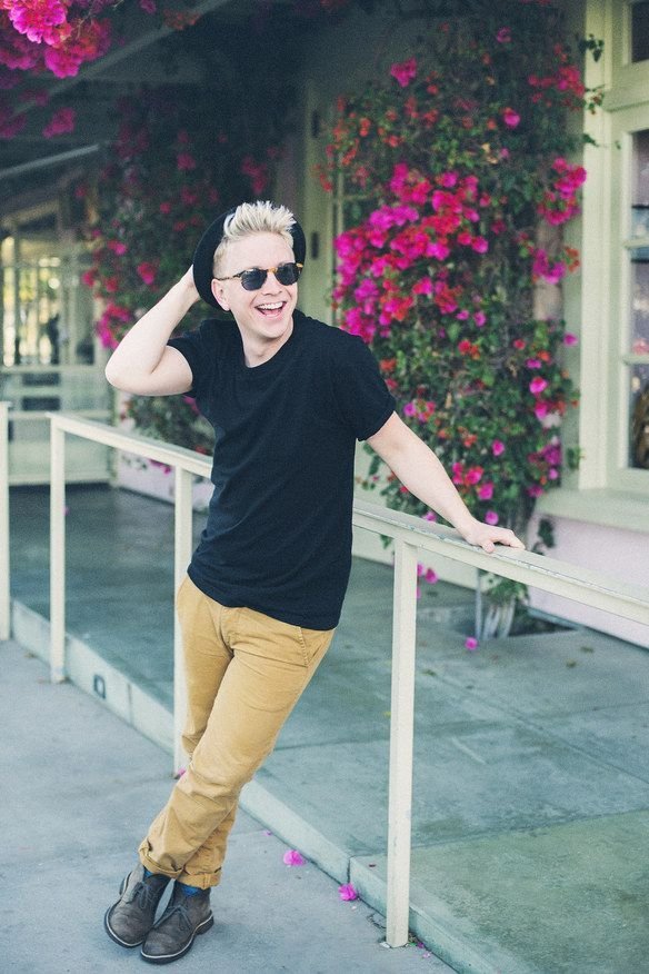 Tyler Oakley Talks Same Sex Marriage, Discrimination on YouTube, and Why He's…
