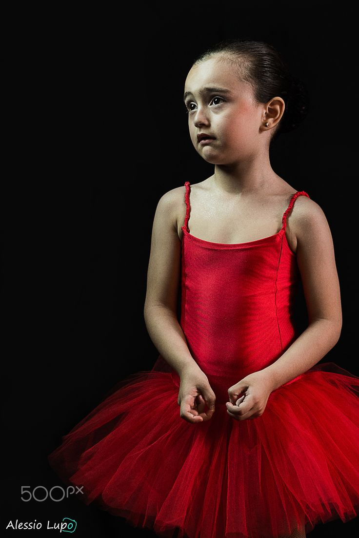 Emotion Dancer - the little dancer is emotion for audition #Photography