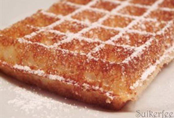 origineel recept brusselse wafels recept | Solo Open Kitchen