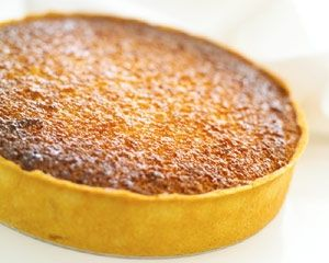 James Martin's treacle tart recipe