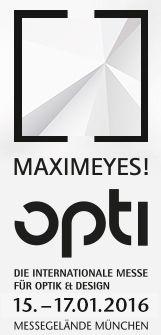 Bald ist es wieder soweit ! #opti 2016 - Die internationale #Messe für #Optik & #Design - #Messegelände #München #Kontaktlinsen ~ #Brillen  ~ Messe