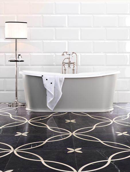 Freestanding cast iron bathtub REGAL - Colors Collection - Devon&Devon