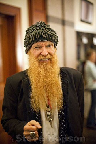 Billy Gibbons Hats Prices | Billy Gibbons, ZZ Top, SXSW 2012 by Steve Hopson